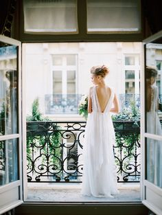Photography: Katie Stoops Photography - katiestoops.com   Read More on SMP: http://www.stylemepretty.com/2016/02/05/luxurious-parisian-wedding-inspiration/