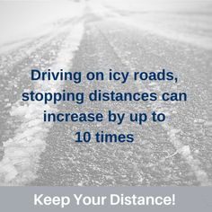 """RT With icy conditions you'll have to take care on the roads this morning, especially on untreated, rural & shaded roads. Plan ahead & be prepared, perform gentle manoeuvres but most of all increase distances & slow down. Personal Injury Claims, Winter Road, Roads, How To Plan, Tips, Safety, Watch, Twitter, Business"