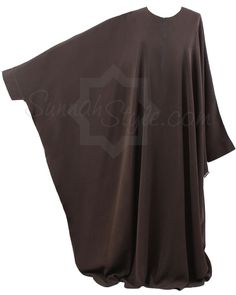 Essential Bisht Abaya (Espresso) by Sunnah Style #SunnahStyle #bisht #IslamicClothing #abayastyle