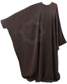 Hijab Fashion Essential Bisht Abaya (Espresso) by Sunnah Style Hijab Fashion Sélection de looks tendances spécial voilées Look Descreption Essential Bisht Abaya (Espresso) by Sunnah Style Hijab Fashion 2016, Niqab Fashion, Muslim Fashion, Modest Fashion, Fashion Outfits, Modest Wear, Modest Dresses, Modest Outfits, Abaya Style