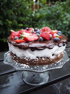 Kokosbolle-brownie - Oh Yes! Xmas Cookies, Health And Wellbeing, Chocolate Cake, Brownies, Cheesecake, Food And Drink, Appetizers, Pudding, Sweets