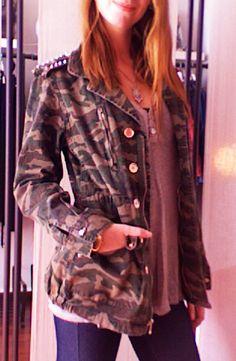 militar jaquet! amazing!
