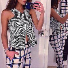 LOVING PRINTS #emmetrend #fashionblogger #trend #style #fittingroom #fashion