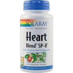 HEART BLEND SP-8 100CPS Omega 3, Deodorant, Drink Bottles, Heart, Odor Eliminator