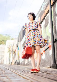 Casilda Dress by Pepaloves <3