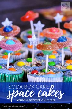 The legendary Soda Boxed Cake Mix Hack — just two ingredients and you're ready to celebrate!