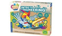 Kids First Intro to Engineering Kit Review