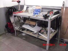 Transformação de um Espaço em uma Oficina de Manutenção Customizada para o Varejo Super mercadista.