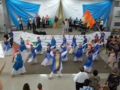 Ministerio de Danza Kaddesh - Levantate - Paul Wilbur - YouTube