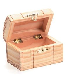 Darice 9177 70 Unfinished Wooden Box Amazon