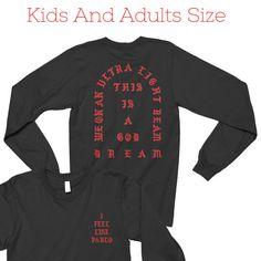 Sale I Feel Like Pablo Shirt I Feel Like Pablo by printtee10