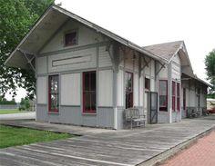 Restored - near Shenandoah, Iowa