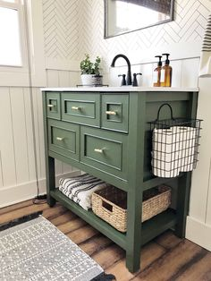 Furniture Layouts With The Lake House Bathroom Refresh Proverbs 31 Girl Home Renovation, Home Remodeling, Bad Inspiration, Bathroom Inspiration, Bathroom Renos, Small Bathroom, Bathroom Canvas, Minimal Bathroom, Remodel Bathroom