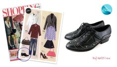 ROCKER STYLE for LADIES! @revista_woman elige nuestros ZAPATOS OXFORD con tachuelas para crear un look urbano y muy chic http://shoponline.gioseppo.com/es/catalogo/producto/mujer/13514/who/ -- WOMAN magazine chooses GIOSEPPO STUDDED OXFORD SHOES for a urban and chic look.  Click & Shop > http://shoponline.gioseppo.com/es/catalogo/producto/mujer/13514/who/