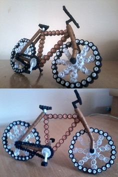 quilling bike