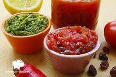 История и рецепты чатни (томатный, мятный, яблочный и др.)