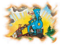 A Word Fitly Spoken: The Little Engine That Couldn't -- a devotion by Christian author and speaker, Dana Rongione
