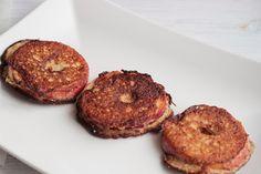 Veselé Borůvky: Jablka v mandlovém těstíčku Bagel, Doughnut, Bread, Brot, Baking, Breads, Buns