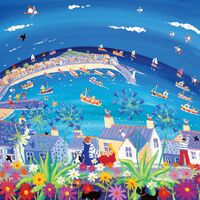 The John Dyer Gallery. Original paintings of Cornwall by John Dyer, Joanne Short and Ted Dyer.