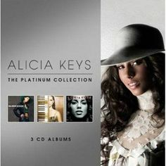 alicia keys albums | ... her album by showing Alicia seductivly looking out at the audience