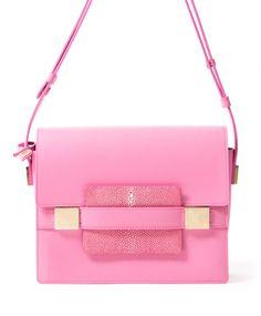 Delvaux Le Madame Pink