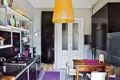 Interior Decoration Apartment Design in Torino Italy