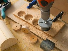Check Out These Tips About Wooden Toy plans Woodworking is both a valuable trade and an artistic skill. There are many facets to woodworking which is why it is so enjoyable. Wooden Plane, Wooden Wheel, Wooden Car, Diy Wooden Toys Plans, Wooden Toy Trucks, Woodworking Toys, Woodworking Projects Diy, Cool Kitchen Gadgets, Homemade Tools
