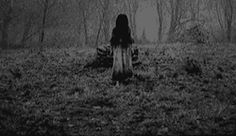 scary gif creepy horror Samara the ring samara morgan