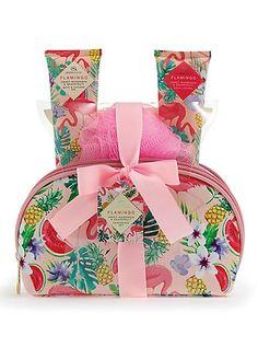Flamingo Body Care set