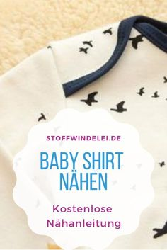 free sewing pattern and sewing instructions for a baby shirt 50 / / / / Sewing Patterns / Freebook: Baby Clothing - Baby Sewing Shirt / DIY / Gr. 50 / / / / 92 / step-by-step instructions. Sewing Baby Clothes, Sewing Shirts, Baby Sewing, Diy Clothes, Sew For Baby, Clothes Storage, Sewing Patterns Free, Free Sewing, Free Pattern