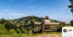 Mein Schweizer Sommer - von Bergen und Palmen - Reisetipps Bergen, Mountains, Park, Instagram, Outdoor Decor, Nature, Travel, Mediterranean Sea, Tourism