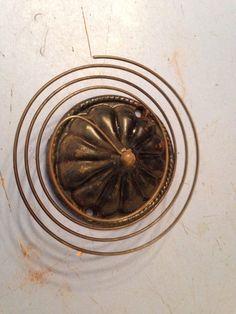 Antique Gingerbread Clock Gong New Haven Ingraham Waterbury Era