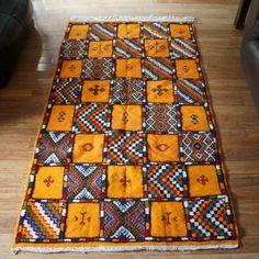 Moroccan Taznakht rugs