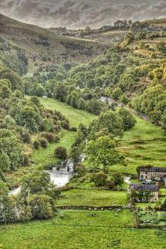 Monselhead, Derbyshire