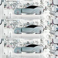 No son todos los días que la centenaria firma británica Rolls-Royce,  hoy bajo el paraguas del gigante alemán BMW Group, presenta un vehículo concepto anticipando su interpretación del futuro