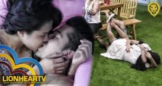 Housemates react to Lou Yanong and Andre Brouillette& non-stop kissing Big Brother House, People Kissing, Showing Respect, The Right Man, Outside World, Under The Influence, Getting Drunk, We Are Family, Non Stop