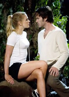 Sookie & Bill. True Blood