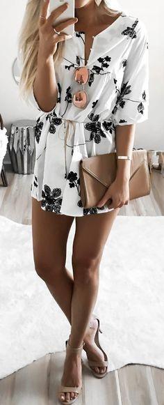 spring break outfit! so cute!