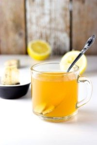 My Favourite Homemade Tea to Sooth a Sore Throat and Fight a Cold