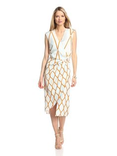 Bibhu Mohapatra Women's Faux Wrap Printed Day Dress, http://www.myhabit.com/redirect/ref=qd_sw_dp_pi_li?url=http%3A%2F%2Fwww.myhabit.com%2Fdp%2FB00GOKCQQG