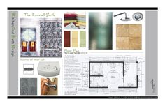 Interior Design Portfolio Interior Design Programs, Interior Design Layout, Interior  Design Classes, Interior