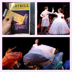 Cinderella on #Broadway