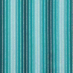 Tie Dye Stripe | Turquoise