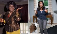 Oprah Winfrey reveals she has lost in new Weight Watchers ad Queen, Oprah Winfrey, Mail Online, Daily Mail, The Past, Lost, People, People Illustration, Folk
