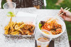 Sydney Night Noodle Markets | meltingbutter.com Food Hotspot