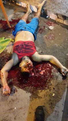 traficantes teriam atacado local de encontro da milícia. Possível retaliação é a linha de investigação da DH. | Vip Brasil News