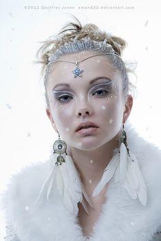 Ice Queen Idea