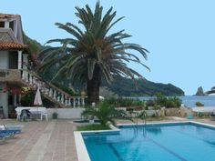Beach house Lousa on Agios Gordios in Corfu