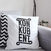 Poszewka na poduszkę , dodatki - poduszki, poszewki
