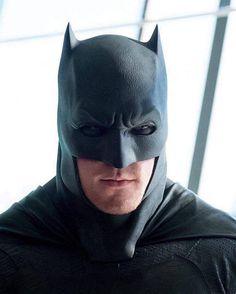 Batman Dawn of Justice Affleck cowl mask Batfleck Batman Cowl, Batman Vs Superman, Batman Art, Batman Arkham, Batman Robin, Ben Affleck Batman, Batman Cosplay, Justice League, Batman Concept
